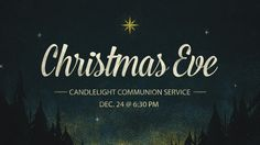 Christmas Eve Service | Victory Church