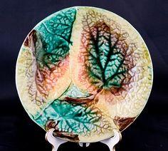Begonia leaves plate