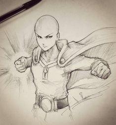 Artist: Itsbirdy | One Punch Man