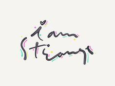 I am Strange