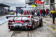Last weekend, the world-famous Nürburgring was the home of the VLN Endurance Championship. In addition to visiting our partners at the track, we also got the unique chance to take a look behind the scenes. #RIEDEL