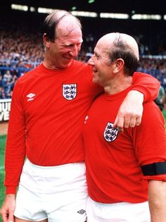 The history of football has featured many famous brothers, and this week Golden Years remembers some of them. Jack Charlton, Bobby Charlton, England International, International Football, Football Icon, Sport Football, Retro Football, Vintage Football, Kolo Toure