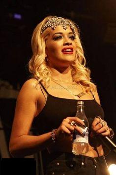 Rita Ora Performs At G.A.Y.