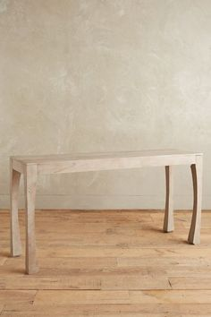 Navarra Collection Console - anthropologie.com