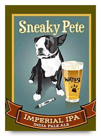 Sneaky Pete IPA - Boston Terrier