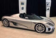 2010   Koenigsegg   CCXR Trevita price 4 850 000 $  speed  402 kph / 250 mph  0-100 kph 2.9 seconds  Power 1032 bhp / 759 kW  bhp / weight 806  bhp per tonne  Displacement    4.7  litre /  4719 cc  Weight 1280  kg /  2822  lbs