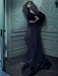 Morning Beauty   Edita Vilkeviciute & Anna Maria Jagodzinska by Craig McDean   2010...beautiful!