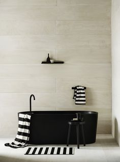 Stripes Bath Collection AURA Home Summer 15/16 Collection