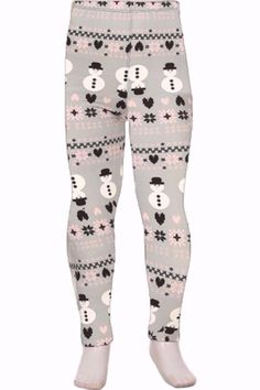 048186f5034e8 25 Best Snowflake Leggings images | Snowflake leggings, Christmas ...