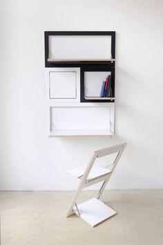 Innredd din værelse minimalistisk