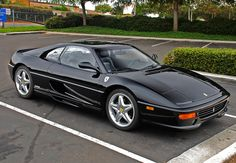 Ferrari 355 Berlinetta. I will own one just like this one day.