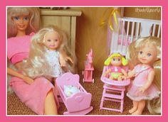 nursery togetherness by it's a doll world☺, via Flickr