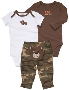 Baby Clothes Near Me Interesting Carter's Moose Turn Me Around Bodysuit Set  Baby  Baby Gifts 2018