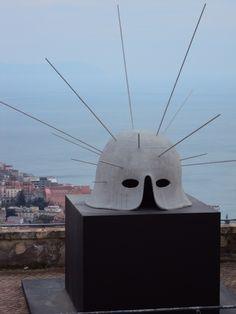 mimmo paladino - Buscar con Google Sandro Chia, Claes Oldenburg, Neo Expressionism, Venice Biennale, Conceptual Art, Elmo, Figure Painting, Naples, Sculpting
