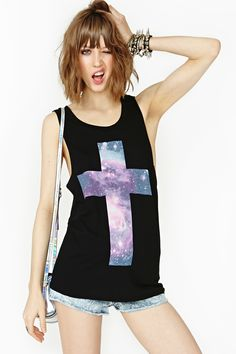 Cosmic Cross Tank