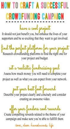 how-to-craft-a-successful-crowdfunding-campaign-dear-handmade-life