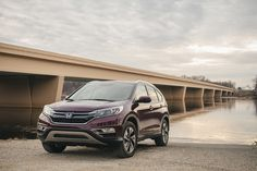 Take your Honda CR-V to the end of the road and back. Its spacious interior will leave you enjoying every minute of your journey.