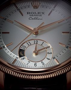 New Rolex Cellini Dual Time