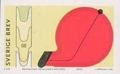 Swedish Design Stamp