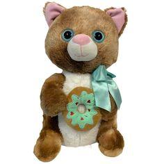 Big Eyes, Im Not Perfect, Plush, Teddy Bear, American, Toys, Pink, Ebay, Color