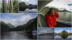 Winter Solitude at Doubtful Sound - Young Adventuress