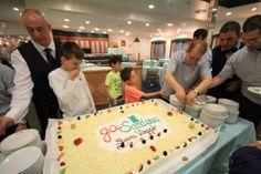 inaugurazione Stagione 2014 GoinSardinia - la Compagnia di navigazione da e per la Sardegna creata dai sardi (il momento del taglio della torta1)