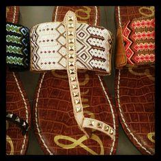 Sensational Summer Sandals from Sam Edelman Shoes. Sam Edelman... I love you.