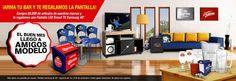 """Grupo Modelo GRATIS Samsung 40"""" Led Smart TV"""
