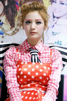 Nana from After School and Orange Caramel