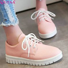 #aliexpress, #fashion, #outfit, #apparel, #shoes #aliexpress, #QUTAA, #Western, #Style, #leather, #White, #Ladies, #Shoes, #Woman, #Round, #Women, #Casual, #Shoes