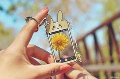 phone a bun: two charms in one - BIG X-Large sized anime inspired kawaii bunny rabbit acrylic charm keychain with cute carrot phone charm Acrylic Charms, Clear Acrylic, Broches Disney, Cute Keychain, Keychains, Bunny Names, Kawaii Bunny, Artist Alley, Shrinky Dinks