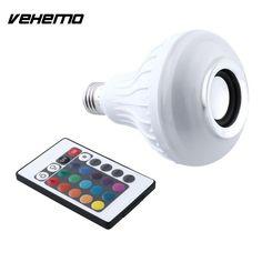 Wireless Bluetooth Remote Control Mini Smart LED Light