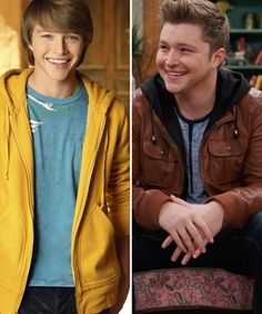 popstar magazine sterling knight | Sterling Knight Then And Now