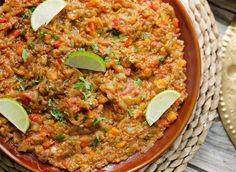 Zaalouk | Kookmutsjes Arabian Food, Fruits And Vegetables, Fried Rice, Diet, Cooking, Health, Ethnic Recipes, Om, Ramadan