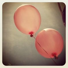 balloons are happy entities :)