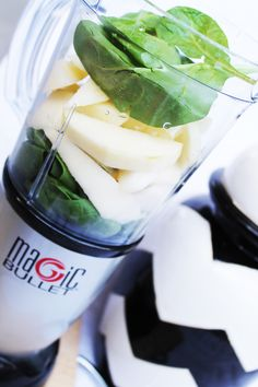 This high Iron, low calorie smoothie will help you maintain a healthy diet during and after pregnancy. Especially if you are more susceptible to iron deficiency anemia like I was during my pregnancy. Find more recipes like this one at Mychicbump.com