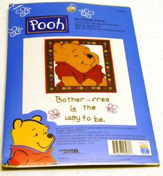 Winnie the Pooh 'BotherFree Is The Way To Be'