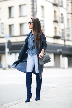 Total Blue :: Soft trench