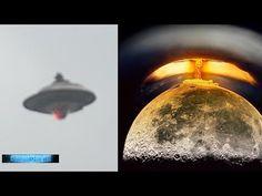 NASA ALIEN UFO War BEGINS! Moon Nuclear Blast! Napa Valley HD Video Flying Saucer 11/7/2016 - YouTube