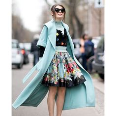 What are your favourite looks from Milan fashion week so far ? Loving all the statement coats, don't forget to follow my Instagram or check out my fashion,beauty and lifestyle blog ( www.zaychishkastyle.com) xo #statement #milano #mint #coats #mfw16 #milanfashionweek #milanfashionweek2016 #style #moda #style #styleelite #paparazzi #statementcoat #thatstyle #designer #italia #italy #fashion #blogger
