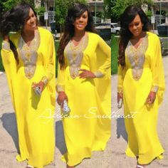 African Sweetheart: Style By- Ndidi Agha...Lovely Lady..Beautifullllllll Kaftan and color...