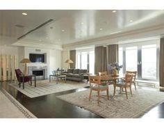 Mandarin Oriental Boston | Boston Dream homes via BackBayCharm.com
