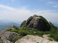 List of national parks of South Korea - Wikipedia, the free encyclopedia