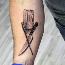Resultado de imagem para cook tattoo