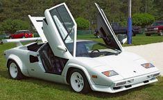 1981 Lamborghini Countach..