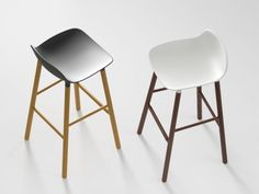 Normann Copenhagen Form Barstool 3d model | Simon Legald