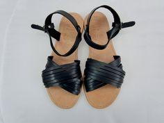 Blue sandals, Greek Leather sandals, Blue Women sandals, Blue sandals for women, ODYSSEY by GreeksandalsPenelope on Etsy Rose Gold Sandals, Blue Sandals, Real Leather, Brown Leather, Smart Dress, Shoes Too Big, Designer Sandals, Natural Brown, Women Sandals