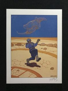 Moebius - Portfolio Stardom -  Ex-libris - (1999) - W.B.