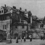 Jewish Town - the so-called Fifth Quarter, partly destroyed in the late century, Prague Mystery Novels, Vintage Photography, Prague, Hungarian Desserts, Street View, Portrait, 19th Century, Nostalgia, Historia