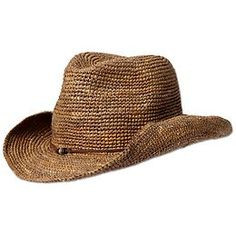 Small Cowgirl hat | Athleta    great coverage and easy to manipulate the shape again and again